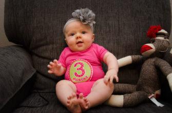 Что умеет и должен уметь ребенок в 3 месяца