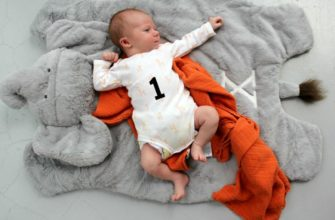 Что умеет и должен уметь ребенок в первый месяц своей жизни