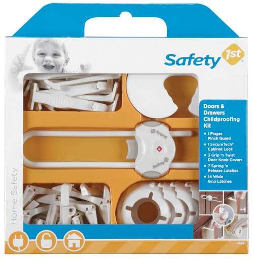 набор для безопасности детей в доме