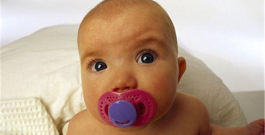 соски для новорожденных