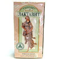 чай лактовит