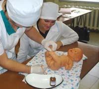 Как сделать клизму новорожденному ребенку