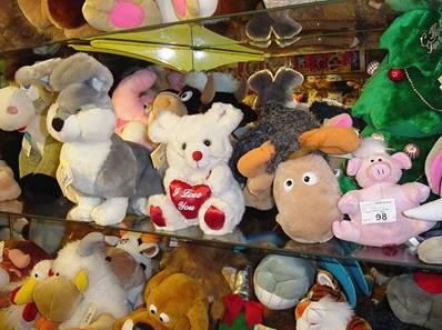 Мягкие игрушки китай
