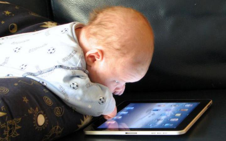 Влияние современных гаджетов на детей