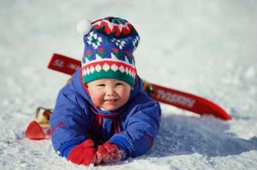 лыжи-ребенок-4-года