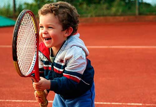 теннис-ребенок-5-лет