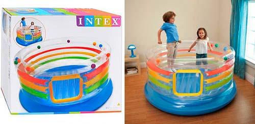батут-Intex