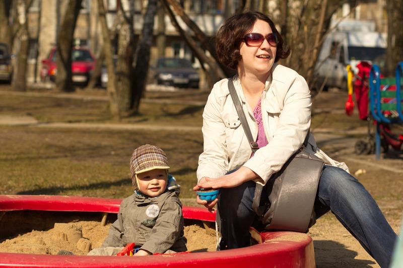 игры с детьми на свежем воздухе