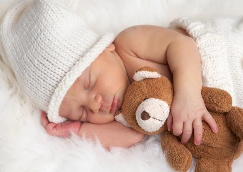 сладкий сон новорожденного
