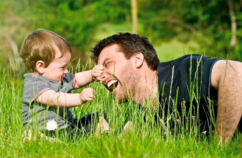 воспитание-сына-отцом