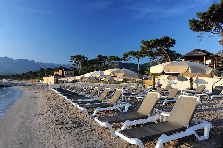 пляж-Кальви-Франция