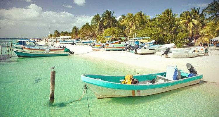 пляж Плайя-Норте мексика