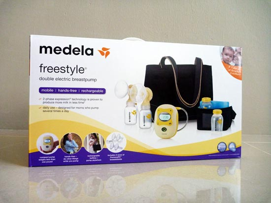 Medela Freestyle электронный