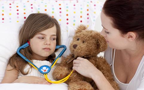 Помогаем ребенку подготовиться к визиту к врачу
