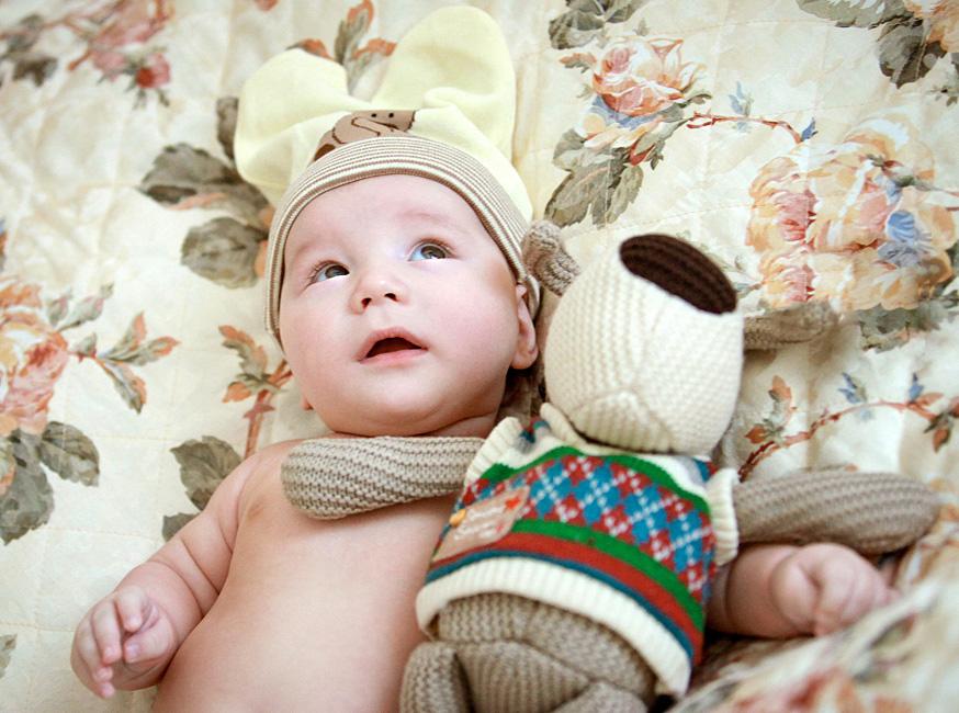 первые смотрины новорожденного ребенка