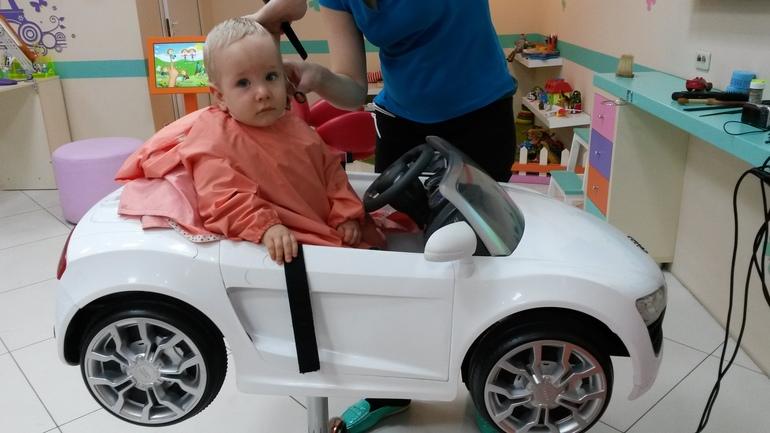оборудованные парикмахерские для детей