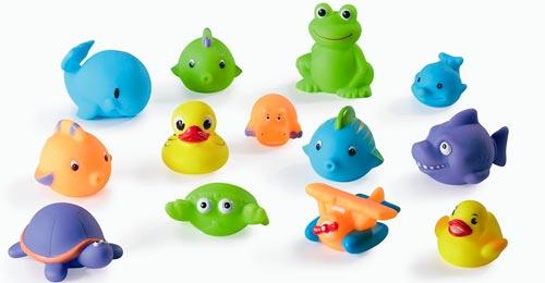 резиновые-игрушки-для-купания