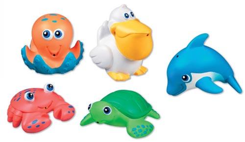 резиновые-игрушки-для-ванны