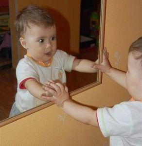 зеркало-и-ребенок