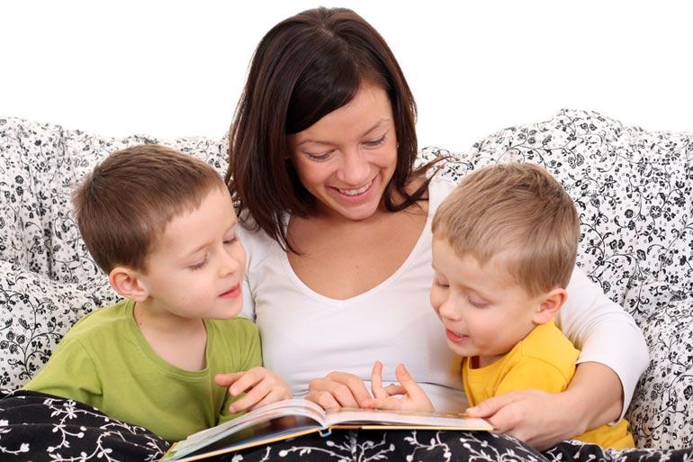 читаем малышам