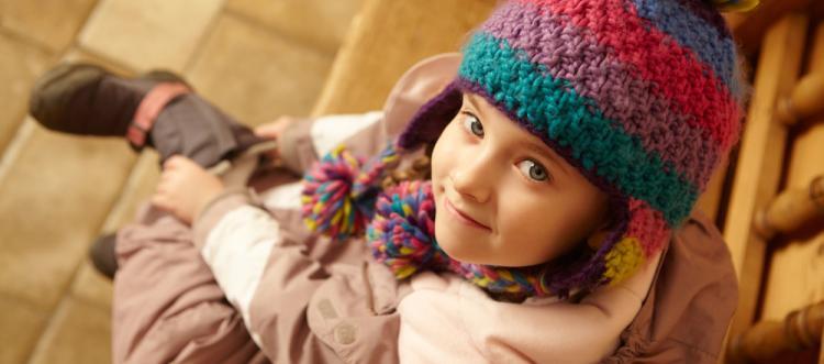 учим ребенка одеваться