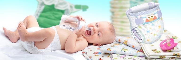 глажка белья новорожденного
