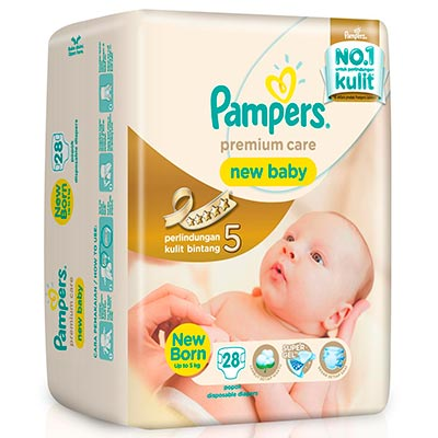 pampers premium newborn