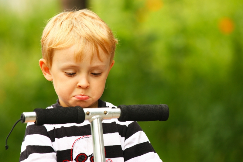 неуверенность детей