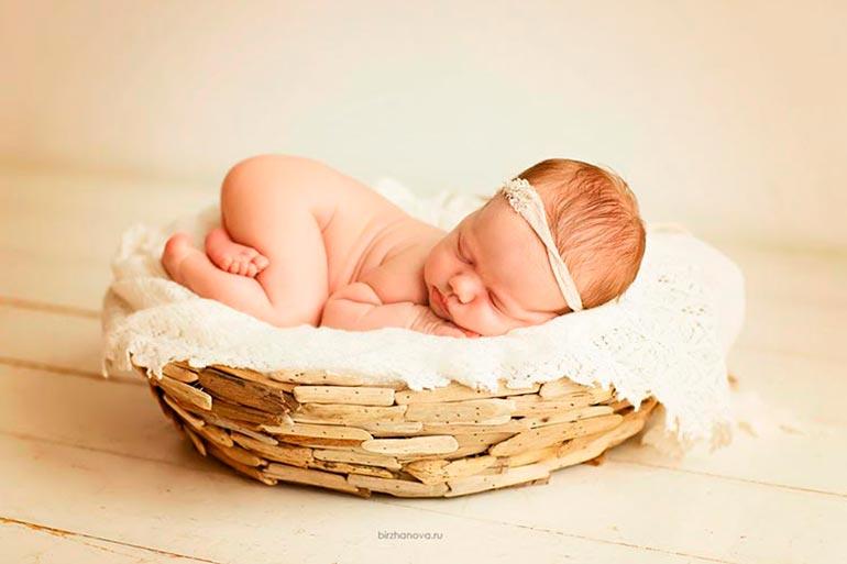 новорожденный-кроха