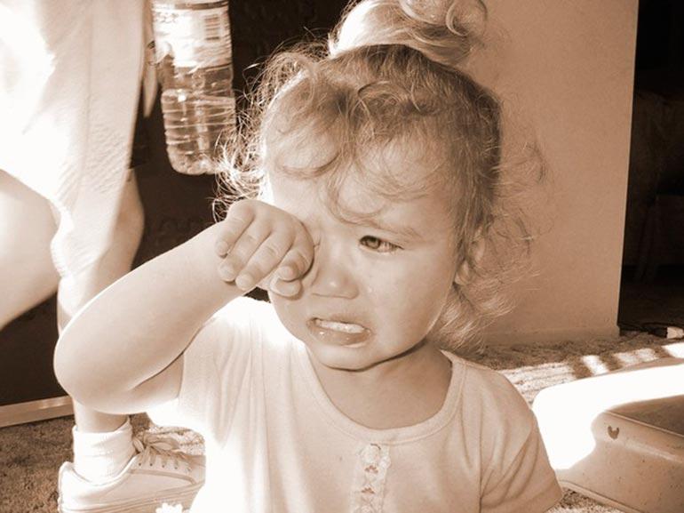 ребенок не хочет остваться в детском саду