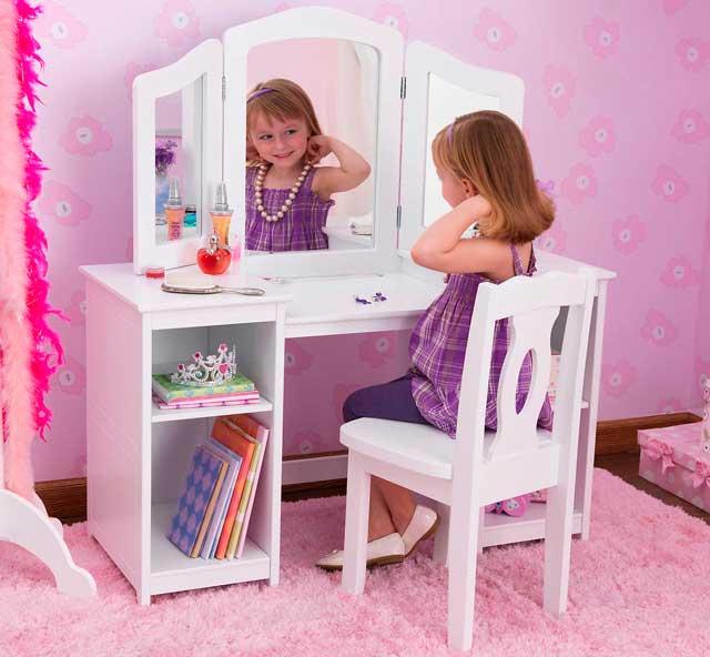 зеркало в детскую комнату