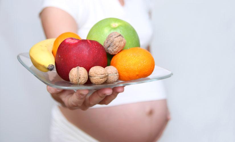 Рацион питания беременной женщины