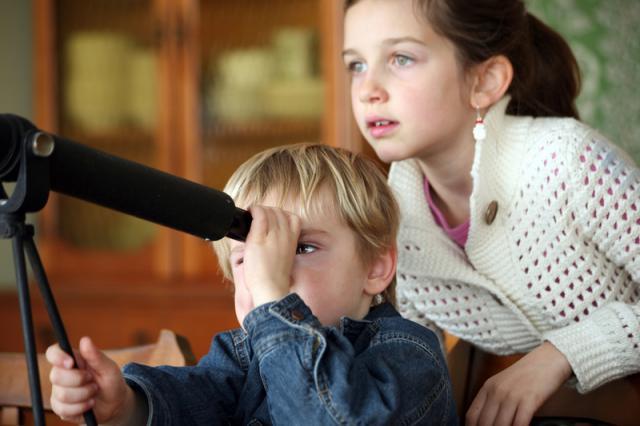 подзорная труба для детей