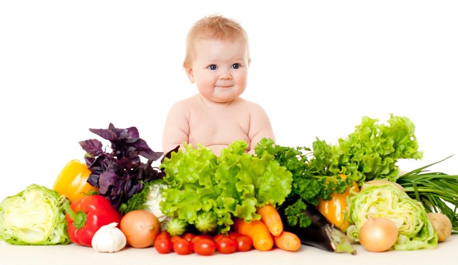 здоровая еда для детей