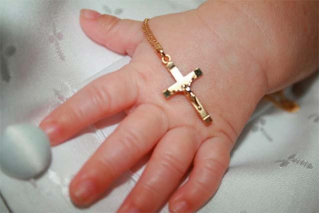 крестик-для-крещения