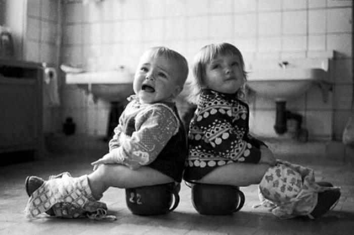 ребенок не ходит в садике в туалет