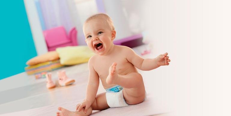 как отучить ребенка от подгузников зимой
