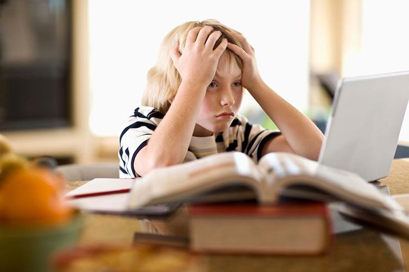 стресс и учеба