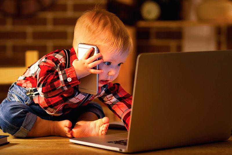зависимость от гаджетов у детей