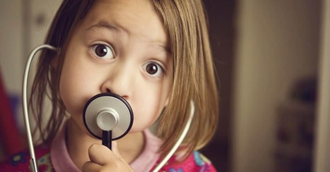 6 распространенных детских болезней