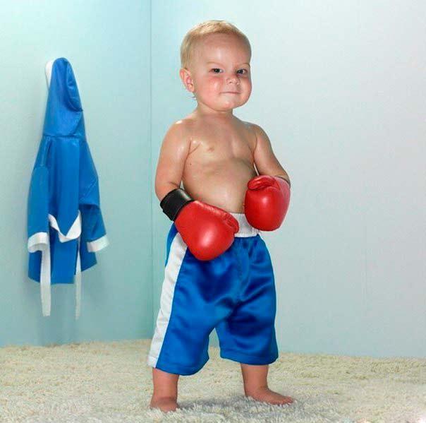 как из малыша вырастить чемпиона