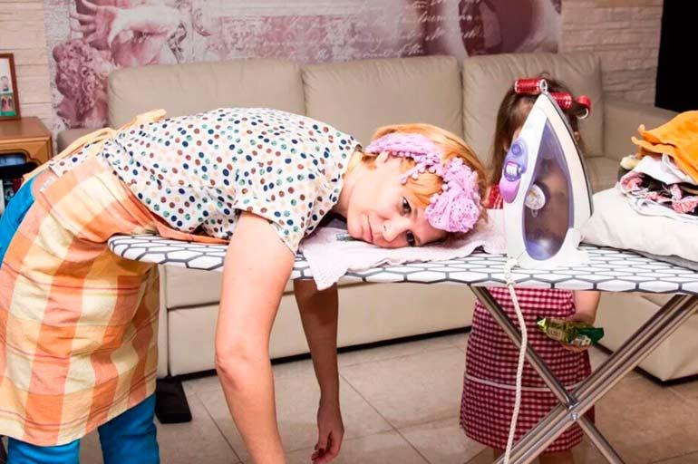 гладить ли детские вещи