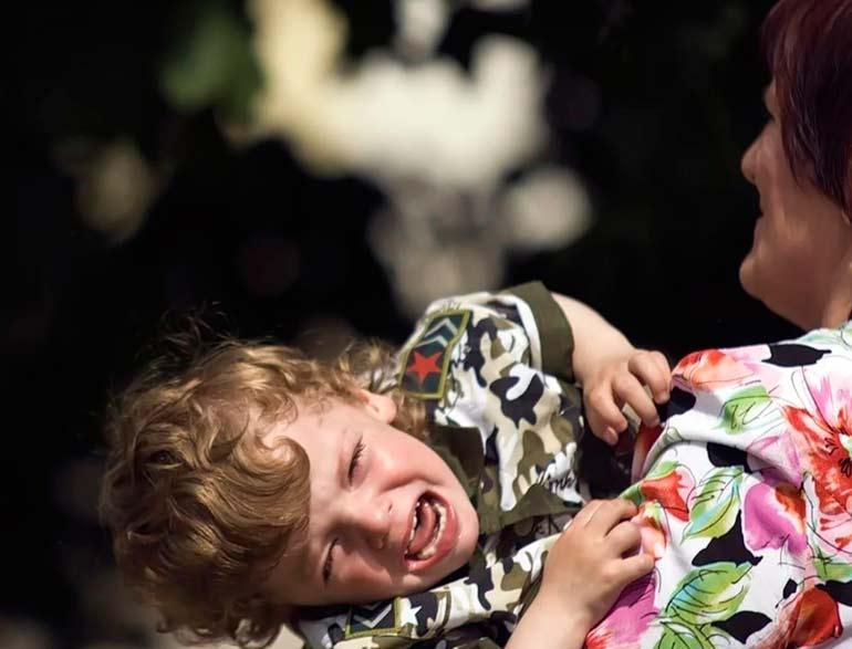 истерика у ребенка-2
