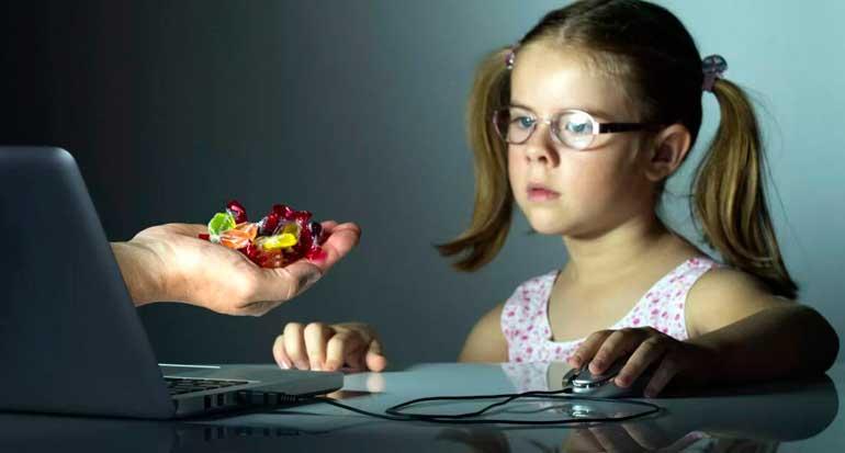 ребенок и интернет