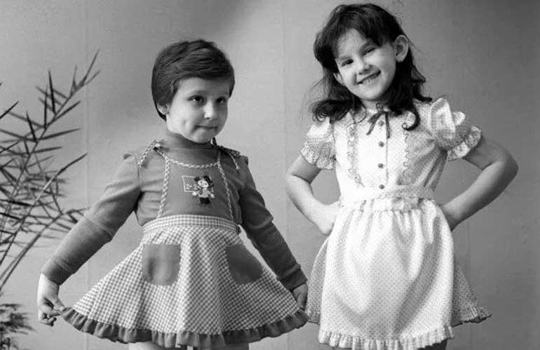 ссср одежда для детей