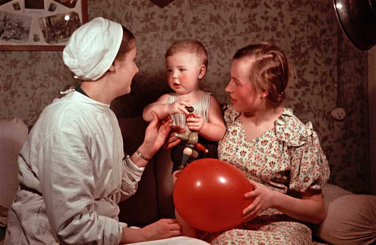 педиатры из 80-х