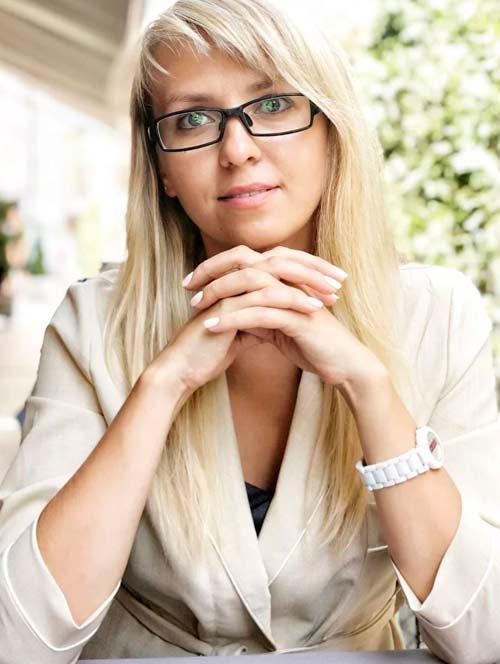 Юлия Кондратевич