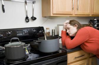 депрессия домохозяек