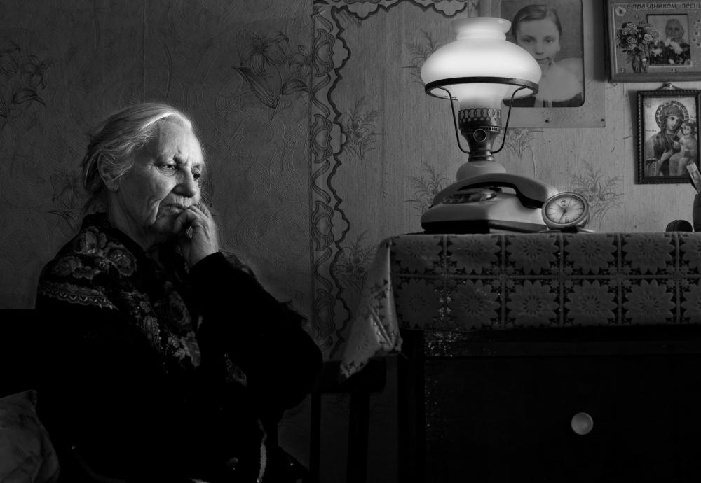 звонки родителям в старости