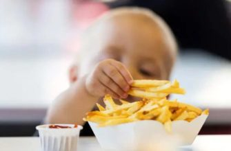 можно ли детям картофель фри